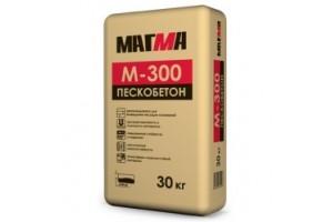 Пескобетон МАГМА М-300 30 кг