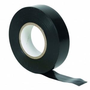 Изолента (15х10х0,15мм) черный, шт
