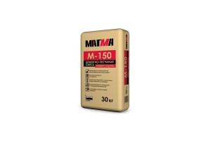 Цементно-песчаная смесь М-150 25кг МАГМА