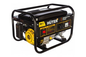 Бензиновый генератор Huter DY4000L