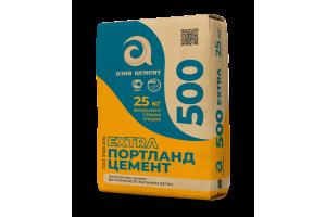 Цемент I /А-Ш 42,5 Н пал. 25 кг., шт