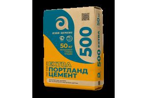 Цемент I /А-Ш 42,5 Н пал. 50 кг., шт