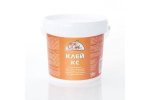 Клей КС термостойкий акриловый ЭКСПЕРТ (1,5кг)