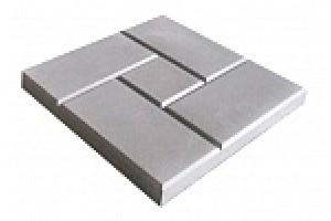 Тротуарная плитка 300х300х30 мм (Гладкая)